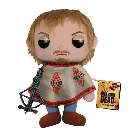 Cuddly Killer Toys - These Walking Dead Toys by Funko Make Zombie Culture Adorable