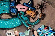 Indie Graffiti Captures
