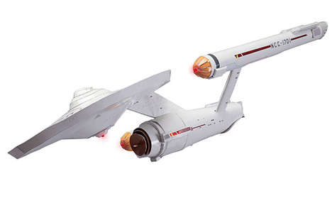 paper uss enterprise