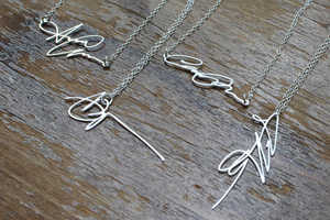 The Signature Necklaces by Brevity Jewelry Reflect a Stylish Identity