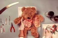 'Teddy Has an Operation' Puts a Toy Bear Under the Knife