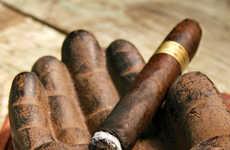 Hand-Shaped Cigar Ashtrays