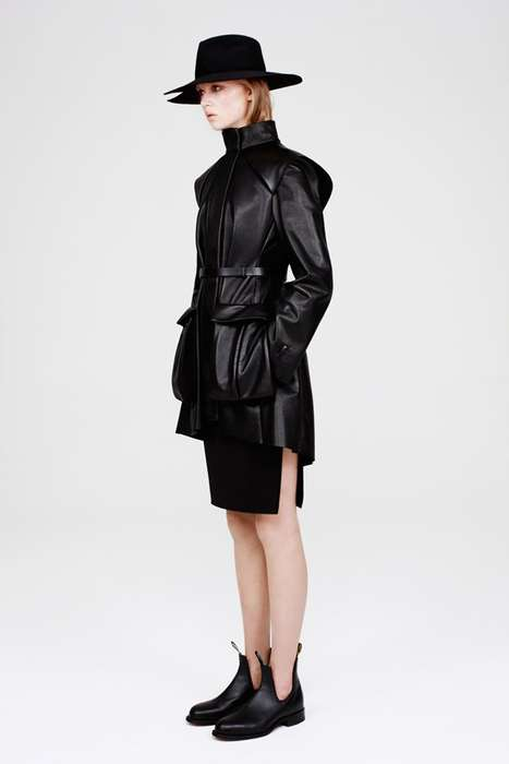 Dion Lee Autumn/Winter 2013