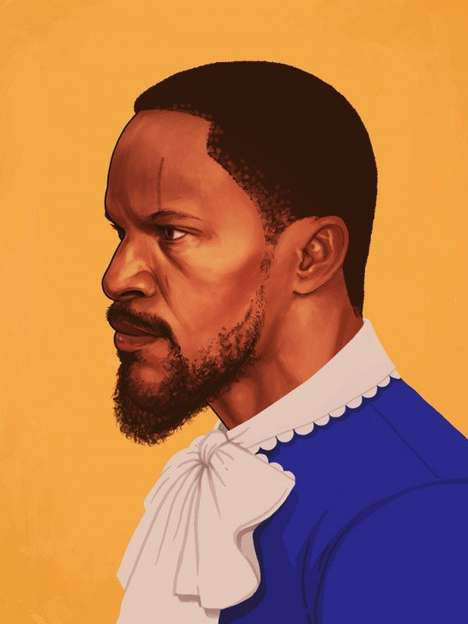 Mike Mitchell Movie Portraits