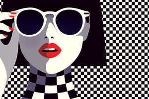 French Illustrator Malika Favre Has a Bold and Distinctive Style