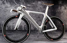 Pedalling Handlebar Bikes - The 4 Strike Bike Lets You Use All Limbs for High-Powered Propulsion