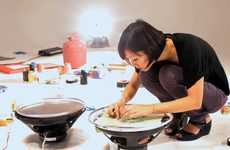 Sound-Exploratory Installations - Deaf Artist Christine Sun Kim Creates Work That Everyone Can Hear