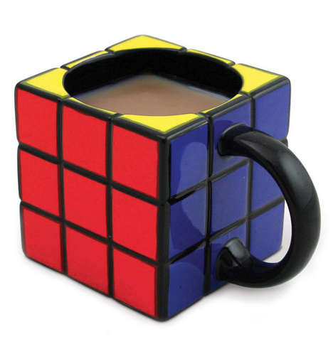 cube coffee mugs