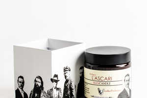 The L'Ascari ManCandles Offers Gentleman a More Manly Fragrance