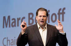 Marc Benioff's Young Entrepreneur Speech Boasts a Hopeful Future