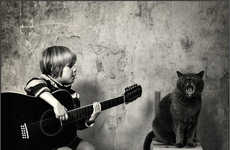 Best Friend Feline Photography