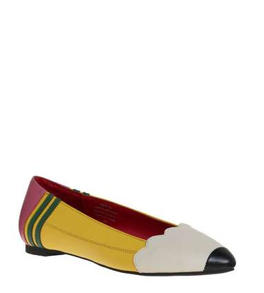 School Supply Shoes - These 'Pencil Me In' Flats by Jeffrey Campbell are Perfect for a Teacher's Pet