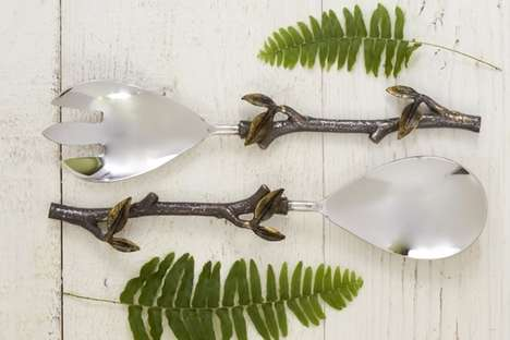 Branch and Leaf Serving Set
