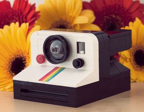 LEGO Polaroid Land Camera 1000