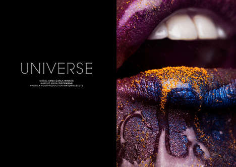 Universe by Julia Sieckmann