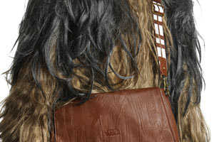 Wookiee-Inspired Bags are Perfect for the Working Star Wars Fan