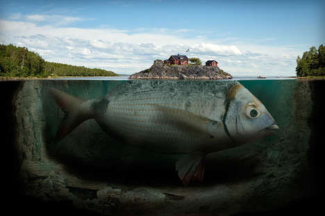 Reality-Defying Photography - Erik Johansson Returns with More Mind-Bending Photos