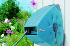 Sprinkler Storage Systems - Yard Work is Much Easier and Faster with an Automatic Hose Reel