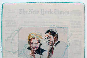 Lauren DiCioccio's 'Sewn News' Keeps Iconic Moments Alive