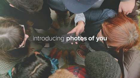 Social Media Tagging Adaptations - 'Photos of You' Introduces a New Way of Tagging Instagram Friends