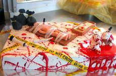 Serial Killer Cakes