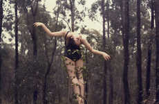 Botanical Dance Photograpy