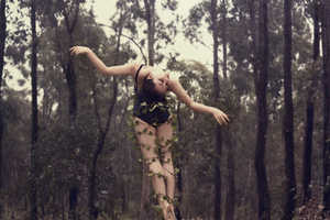 The Self-Portraits by Former Dancer Ingrid Endel are Stunning