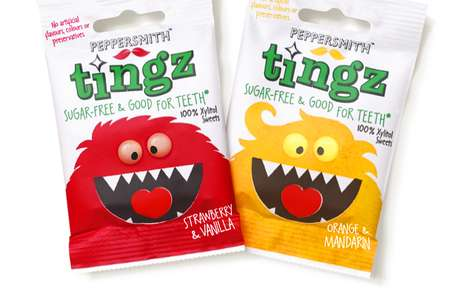 Peppersmith Tingz Packaging