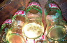From Juice Bottle Lamps to Beverage Bottle Bulbs
