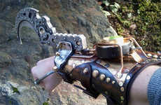 10 Geeky Gauntlet Creations