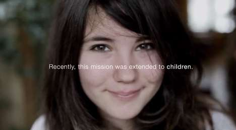 Personal Diary Beauty Ads - Dove's Carbon Paper Commercial is Helping Youths Live Their Dreams