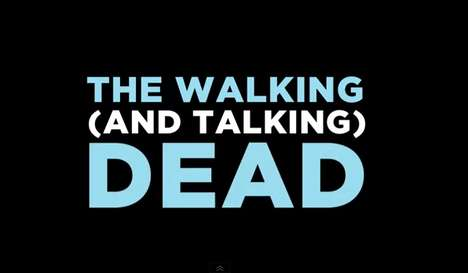 walking dead spoof