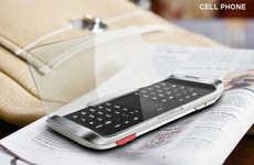 High-Tech Flip Phones