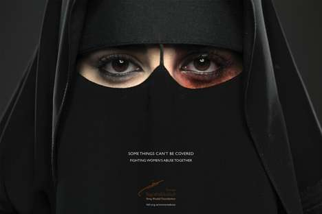 Overseas Violence Awareness Campaigns - Ogilvy