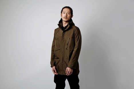 Acronym Men Spring/Summer 2013