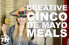 Creative Cinco de Mayo Recipes - Courtney Scharf Discusses Unusual and Alternative Mexican Meals