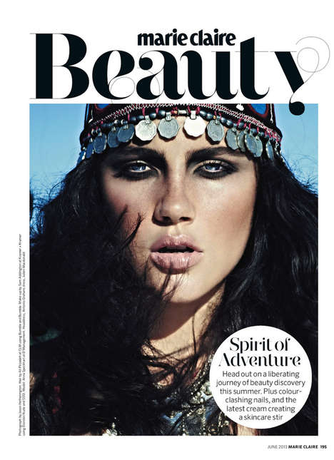 Spirit of Adventure Marie Claire UK