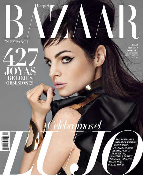 Harper's Bazaar Latin America May 2013