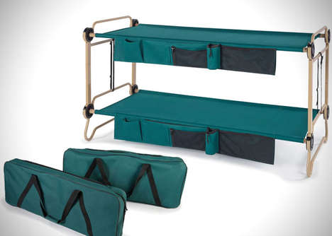 Adult Fold-Up Bunk Beds - The