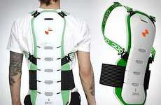 Spine-Protecting Ski Gear - The 