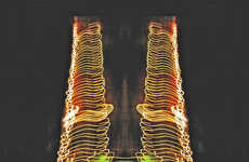 Structural Light Art Photography