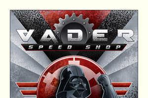 Mike Kungl Star Wars Displays Will Inspire Legions of Troopers