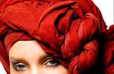 Haute Head Wrap Editorials