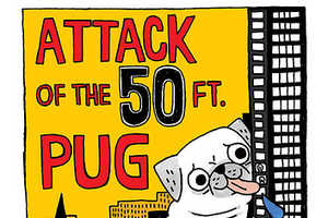 These Cute Pug Illustrations by Gemma Correll are Hilarious