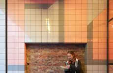 Vintage Tiled Restaurants