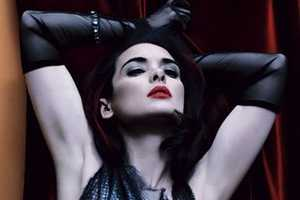 The Interview May 2013 Shoot Features Starlet Winona Ryder