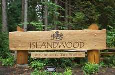 Altruistic Nature Centers - IslandWood Aims to Foster Environmental Stewardship for Life