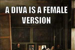 The Beyonce Art History Blog Combines the Diva Lyricism with Artwork