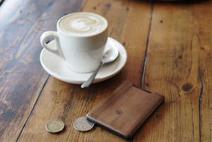 The Union Wooden Wallet by Madera Studio is the Ultimate Cash Carrier