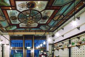 Architect Michael Grzesiak Transformed an Old Butchers into a Bar
